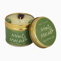 Mint Mocha Tinned Candle by Bomb Cosmetics