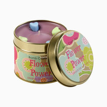 Flower Power Candle by Bomb Cosmetics