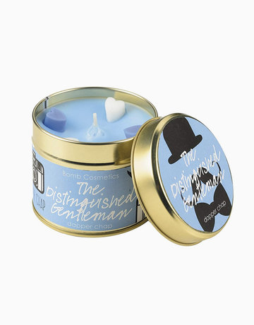 Distinguished Gentlemen Candle by Bomb Cosmetics