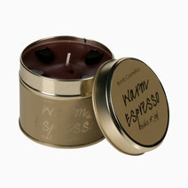 Bombcosmetics warm espresso candle