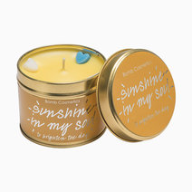 Bombcosmetics sunshine in my soul candle