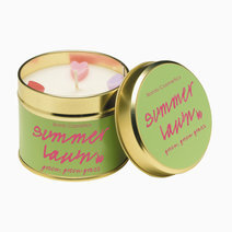 Summer Lawn Tinned Candle by Bomb Cosmetics
