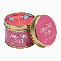 Bombcosmetics starlight diva candle