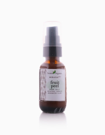 Fruit Peel Cream Jelly by Neutra Organics