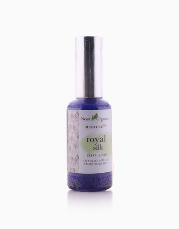 Royal Silk Cream Serum by Neutra Organics