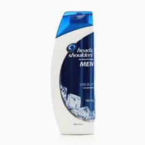 Cool Blast Shampoo for Men (180ml) by Head & Shoulders