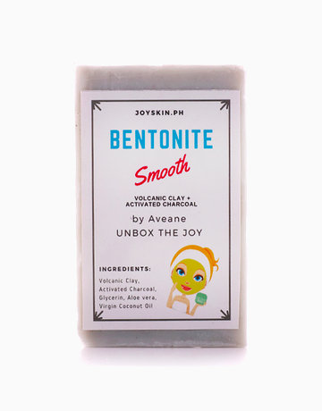 Bentonite Smooth Soap by Joy Skin PH