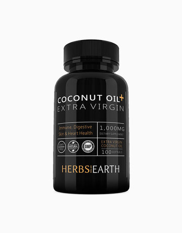 Coconut Oil Extra Virgin by Herbs of the Earth