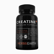 Creatine 5,000MG by Herbs of the Earth