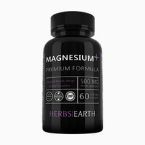 Pure Magnesium by Herbs of the Earth in