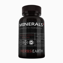 Minerals+ 1000mg by Herbs of the Earth