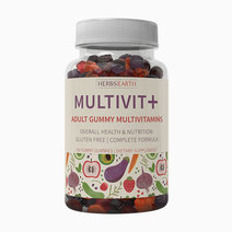Multivitamin Adult Gummies  by Herbs of the Earth in