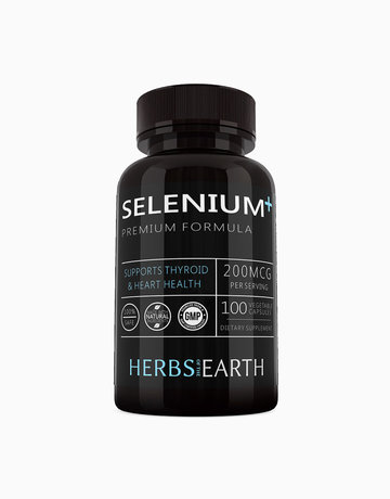 Selenium 200mcg by Herbs of the Earth