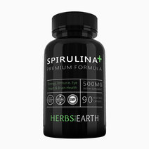 Spirulina+ by Herbs of the Earth in