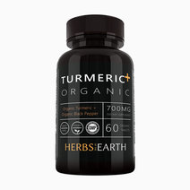Turmeric 100% by Herbs of the Earth