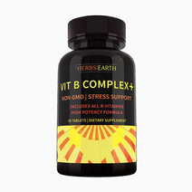B Complex + by Herbs of the Earth