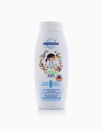 2 in1 Shower & Shampoo For Boys by Sanosan