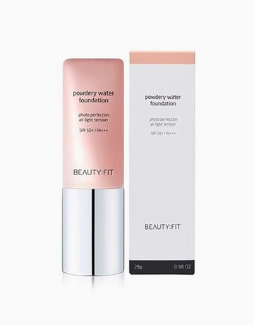 Powdery Water Foundation by Beauty Fit