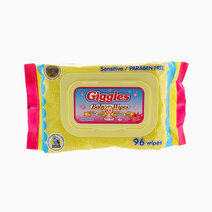 Unscented Baby Wipes (96 Wipes) by Giggles