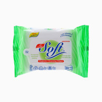 Hygienic Wipes (Unscented) by So Soft in