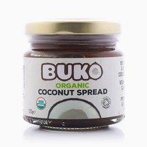 Organic Coconut Spread (120g) by Buko Foods