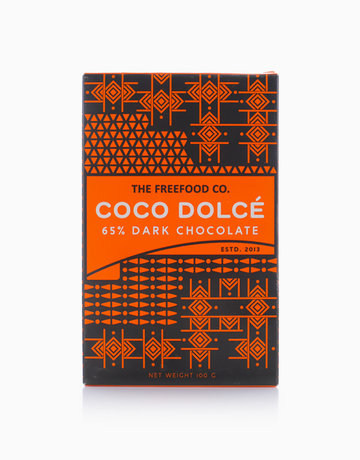 65% Dark Chocolate (100g) by Coco Dolcé