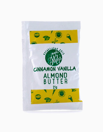 Almond Butter Cinnamon Vanilla (21g) by Made by MAXI
