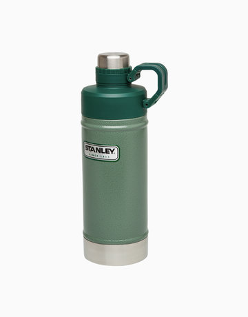 Classic Vacuum Water Bottle (18oz/ 532ml) by Stanley
