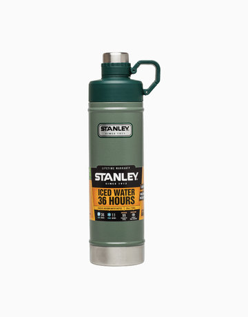 Classic Vacuum Water Bottle (25oz/ 750ml) by Stanley