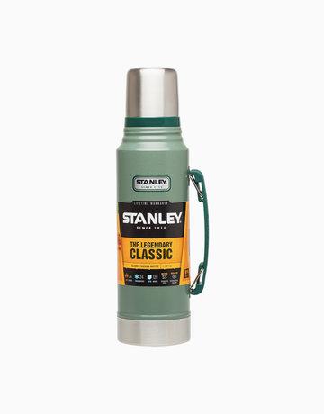 Classic Vacuum Bottle (1.1QT/ 1L) by Stanley