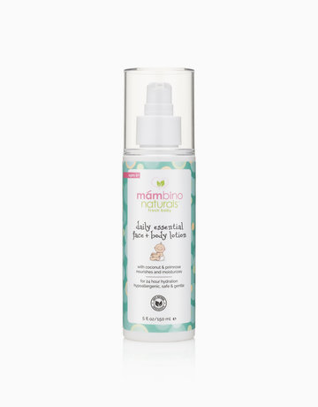 Daily Essential Face+Body Lotion by Mambino Organics