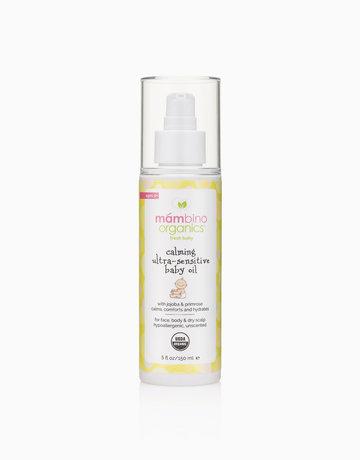 Calming Ultra-Sensitive Baby Oil by Mambino Organics