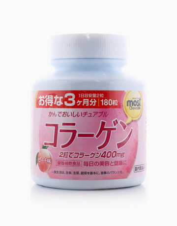 Most Chewable Collagen by Orihiro
