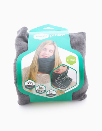 Scarf Travel Neck Pillow by Feet and Right