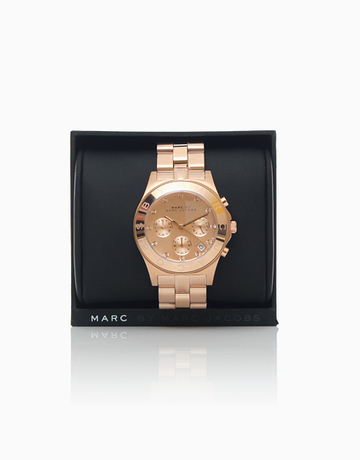 Blade Chrono (Rose Gold) by Marc Jacobs
