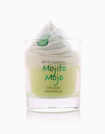 Mojito Mojo Piped Candle by Bomb Cosmetics