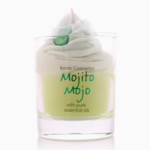 Mojito Mojo Piped Candle by Bomb Cosmetics
