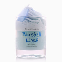 Bluebell Woods Piped Candle by Bomb Cosmetics