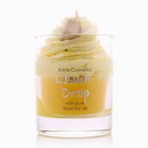 Lemon Drop Piped Candle by Bomb Cosmetics