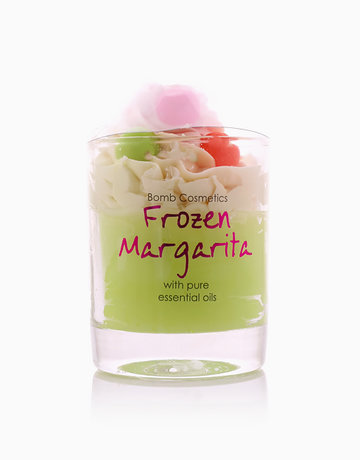 Frozen Margarita Piped Candle by Bomb Cosmetics