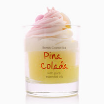Pina Colada Piped Candle by Bomb Cosmetics