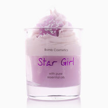 Stargirl Piped Candle by Bomb Cosmetics