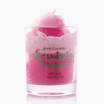 Strawberry Daiquiri Piped Candle by Bomb Cosmetics