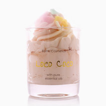 Loco Coco Piped Candle by Bomb Cosmetics