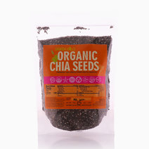Organic Chia Seeds by Green Silo