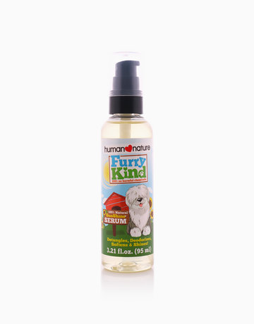 100% Natural Furry Kind SunShine Serum by Human Nature