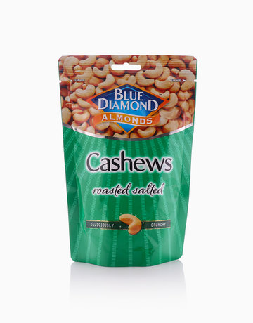 Roasted Salted Cashews by Blue Diamond