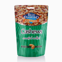 Roasted Salted Cashews by Blue Diamond in