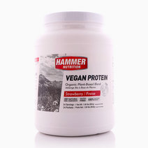 Strawberry Vegan Protein Tub (24 Servings) by Hammer Nutrition