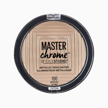Maybelline master chrome metallic highlighter moltengold